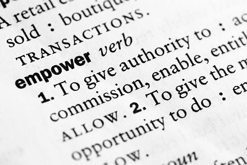 Great Leaders Are Empowering