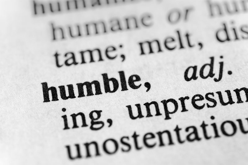 Great Leaders Are Humble